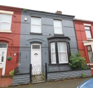 Blisworth Street, Liverpool